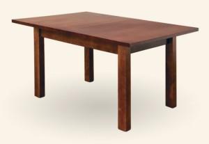 Prostokątny stół pokojowy