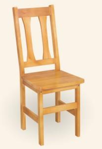 Krzesło drewniane Harnaś