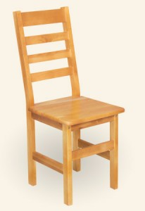 Krzesło drewniane Jan