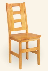 Krzesło drewniane Zenek