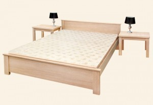 łóżko i stoliki CANADA