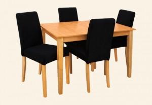stół CLARA krzesło VIKI
