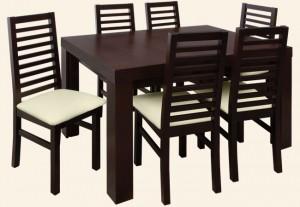 stół MILANO krzesło ALAN